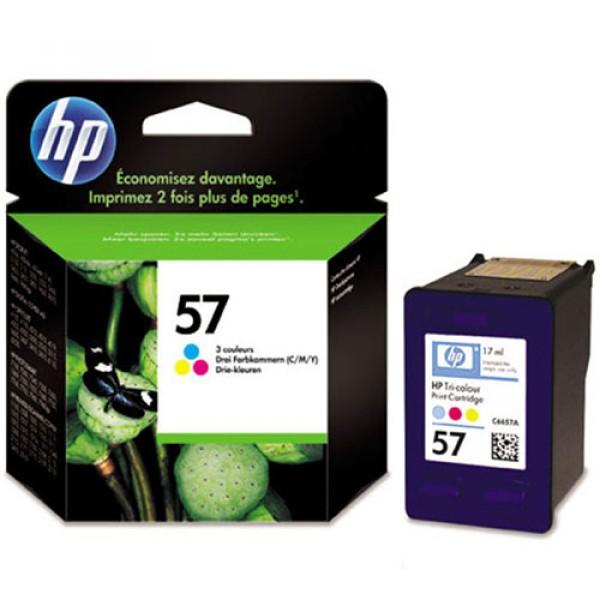 Картридж HP 57 C6657AE Tri-colour для DJ450C/5550
