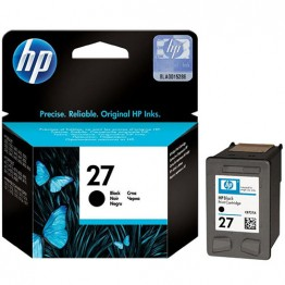Картридж струйный HP 27, C8727AE
