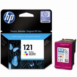 Картридж струйный HP 121, CC643HE