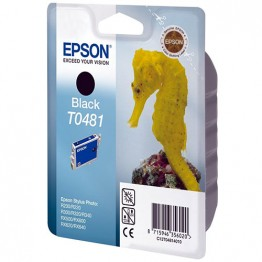 Картридж струйный Epson T0481, C13T04814010