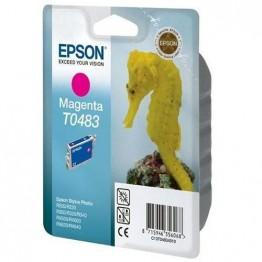 Картридж струйный Epson T0483, C13T04834010