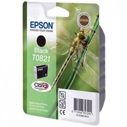 Картридж струйный Epson T0821, C13T11214A10