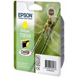 Картридж струйный Epson T0824, C13T11244A10