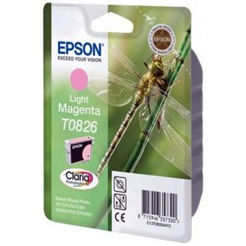 Картридж струйный Epson T0826, C13T11264A10