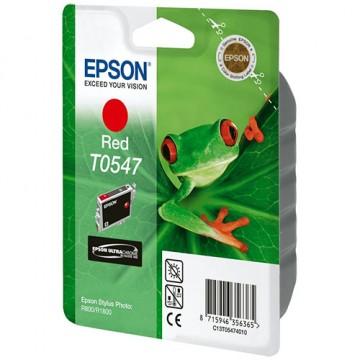 Картридж струйный Epson T0547, C13T05474010