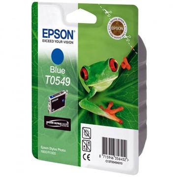 Картридж струйный Epson T0549, C13T05494010