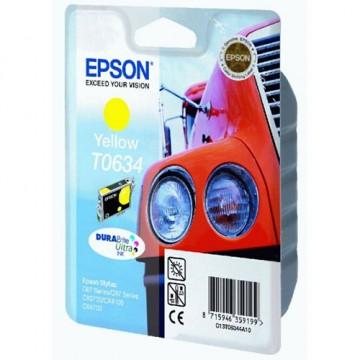 Картридж струйный Epson T0634, C13T06344A10