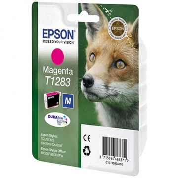 Картридж струйный Epson T1283, C13T12834010