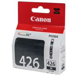 Картридж струйный Canon CLI-426BK, 4556B001