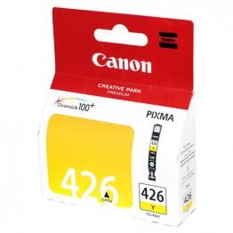 Картридж струйный Canon CLI-426Y, 4559B001
