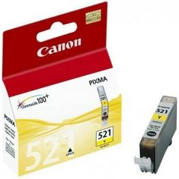 Картридж струйный Canon CLI-521Y, 2936B004