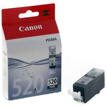 Картридж струйный Canon PGI-520BK, 2932B004