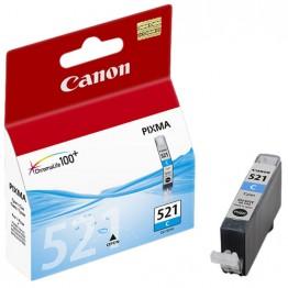 Картридж струйный Canon CLI-521C, 2934B004