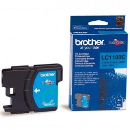 Картридж струйный Brother LC-1100C