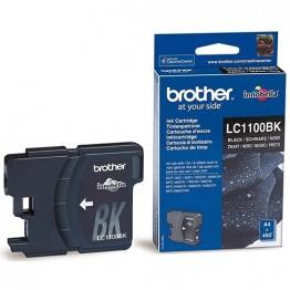 Картридж струйный Brother LC-1100BK