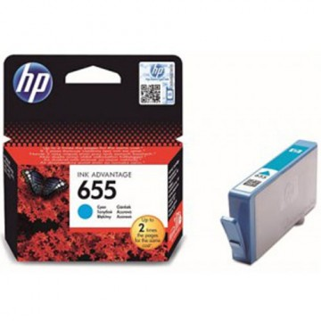 Картридж струйный HP 655, CZ110AE