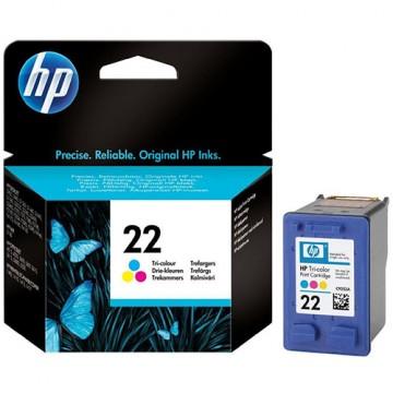 Картридж струйный HP 22, C9352AE