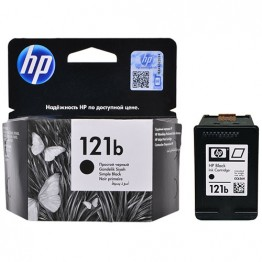 Картридж струйный HP 121b, CC636HE