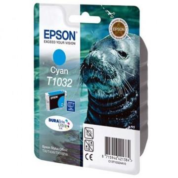 Картридж струйный Epson T1032, C13T10324A10