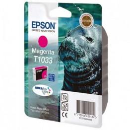Картридж струйный Epson T1033, C13T10334A10