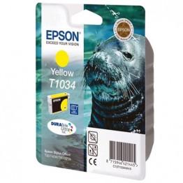 Картридж струйный Epson T1034, C13T10344A10