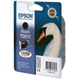 Картридж струйный Epson T0811, C13T11114A10