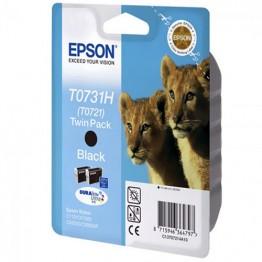 Картридж струйный Epson T0731H, C13T10414A10