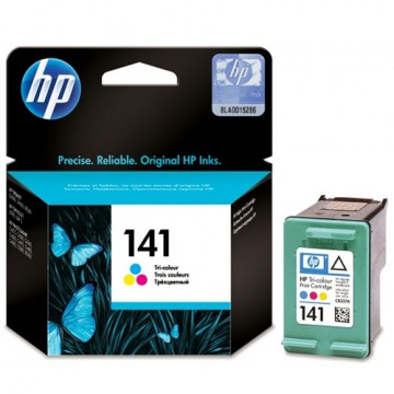 Картридж струйный HP 141, CB337HE