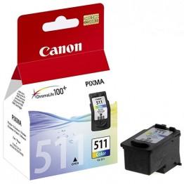 Картридж струйный Canon CL-511, 2972B007
