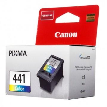 Картридж струйный Canon CL-441, 5221B001