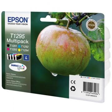 Комплект струйных картриджей Epson T1295, C13T12954010