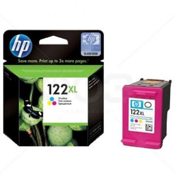 Картридж струйный HP 122XL, CH564HE