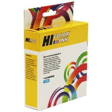 Картридж струйный HP 11, C4836A (Hi-Black)