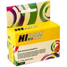 Картридж струйный HP 177, C8771HE (Hi-Black)