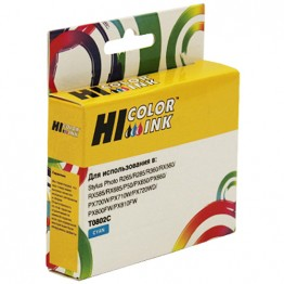 Картридж струйный Epson T0802, C13T08024010 (Hi-Black)