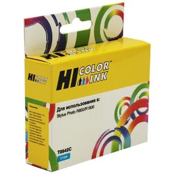 Картридж струйный Epson T0542, C13T05424010 (Hi-Black)