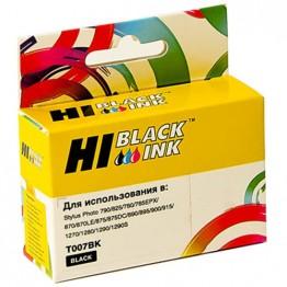 Картридж струйный Epson T007, C13T00740210 (Hi-Black)