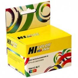 Картридж струйный Epson T041, C13T04104010 (Hi-Black)