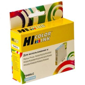 Картридж струйный Epson T0485, C13T04854010 (Hi-Black)