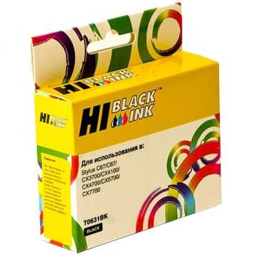 Картридж струйный Epson T0631, C13T06314A10 (Hi-Black)