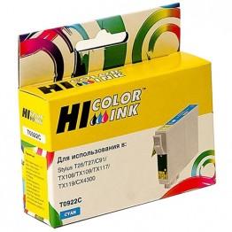 Картридж струйный Epson T0922, C13T10824A10 (Hi-Black)