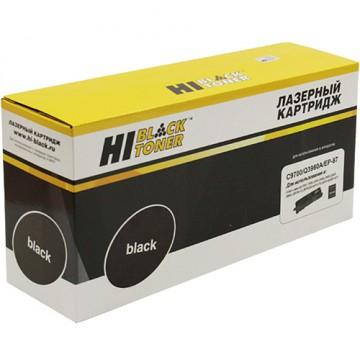 Картридж лазерный HP C9700, Q3960A, EP-87 (Hi-Black)