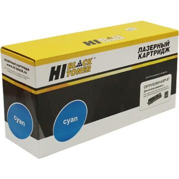 Картридж лазерный HP C9701, Q3961A, EP-87 (Hi-Black)