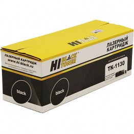 Картридж лазерный Kyocera TK-1130 (Hi-Black)