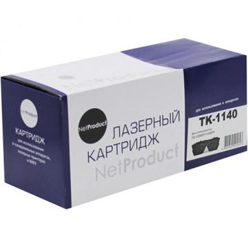 Картридж лазерный Kyocera TK-1140 (NetProduct)