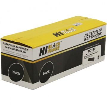 Картридж лазерный Kyocera TK-110 (Hi-Black)