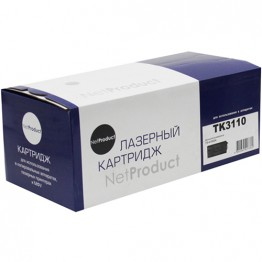 Картридж лазерный Kyocera TK-3110 (NetProduct)