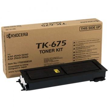 Картридж лазерный Kyocera TK-675