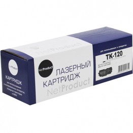 Картридж лазерный Kyocera TK-120 (NetProduct)