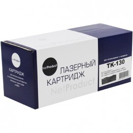 Картридж лазерный Kyocera TK-130 (NetProduct)